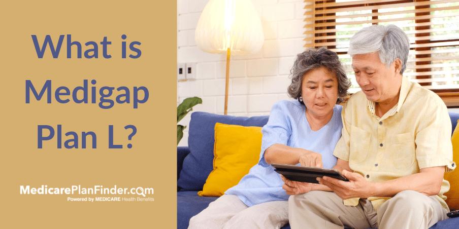 Medigap Plan L | Medicare Plan Finder